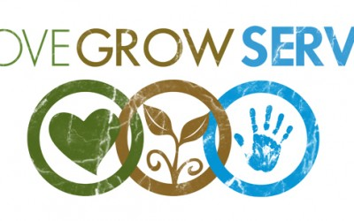 Love. Grow. Serve